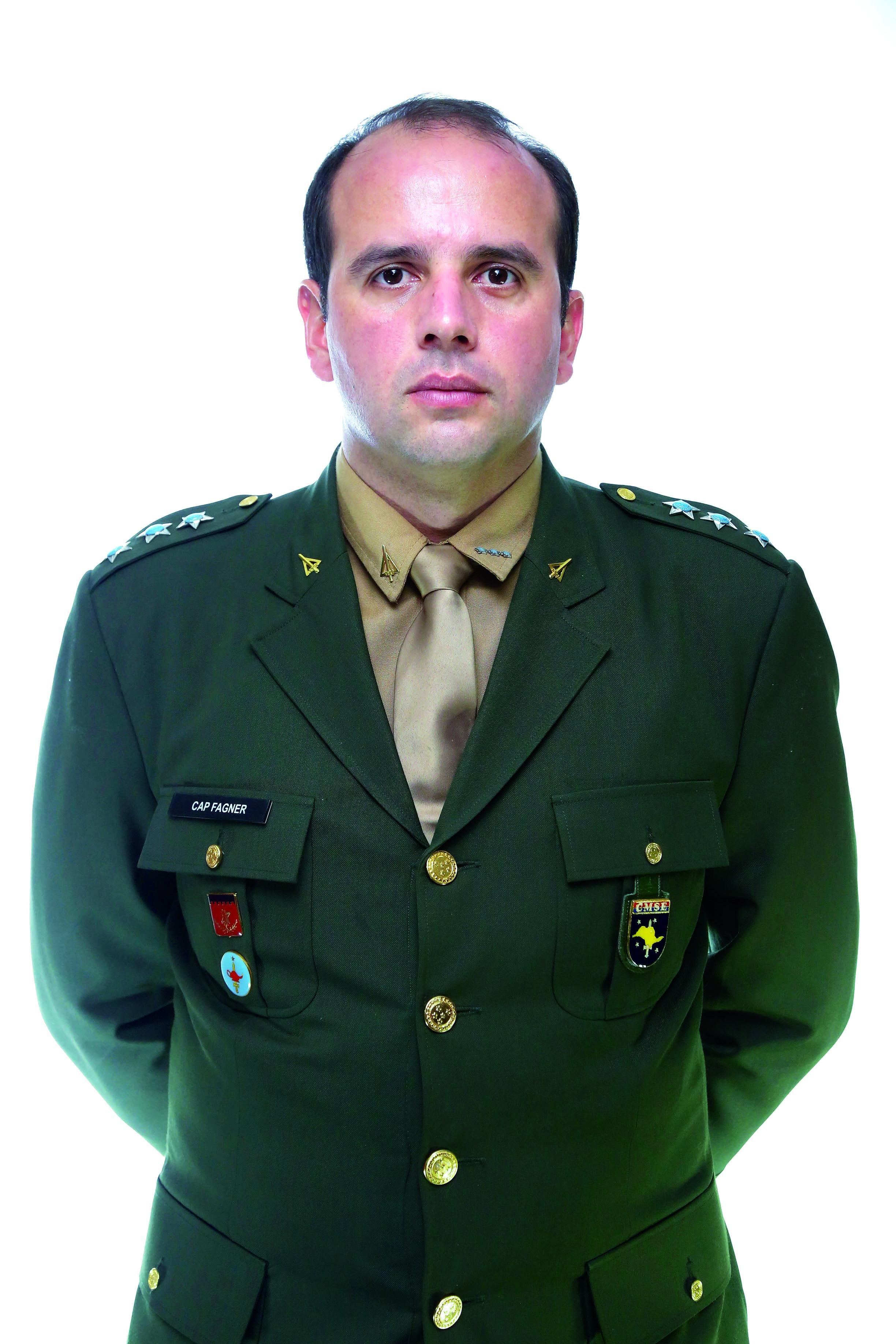Cap. Fagner Pereira de Araújo